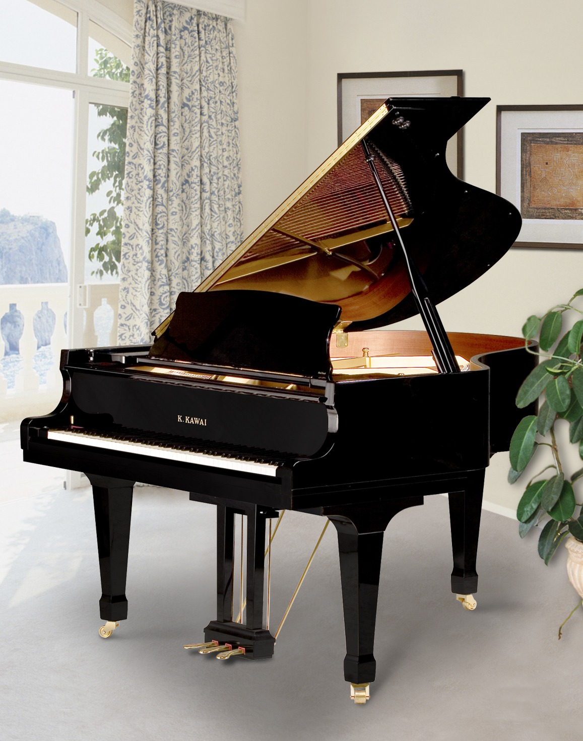 where is the best place in your home to put your piano